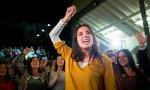 Agenda feminista y vector morado, los dos aliados de Irene Montero en su crucial lucha por los derechos de la mujer... desde las más 'jóvenas' hasta las pensionistas