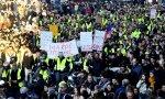 Movilizaciones en francia