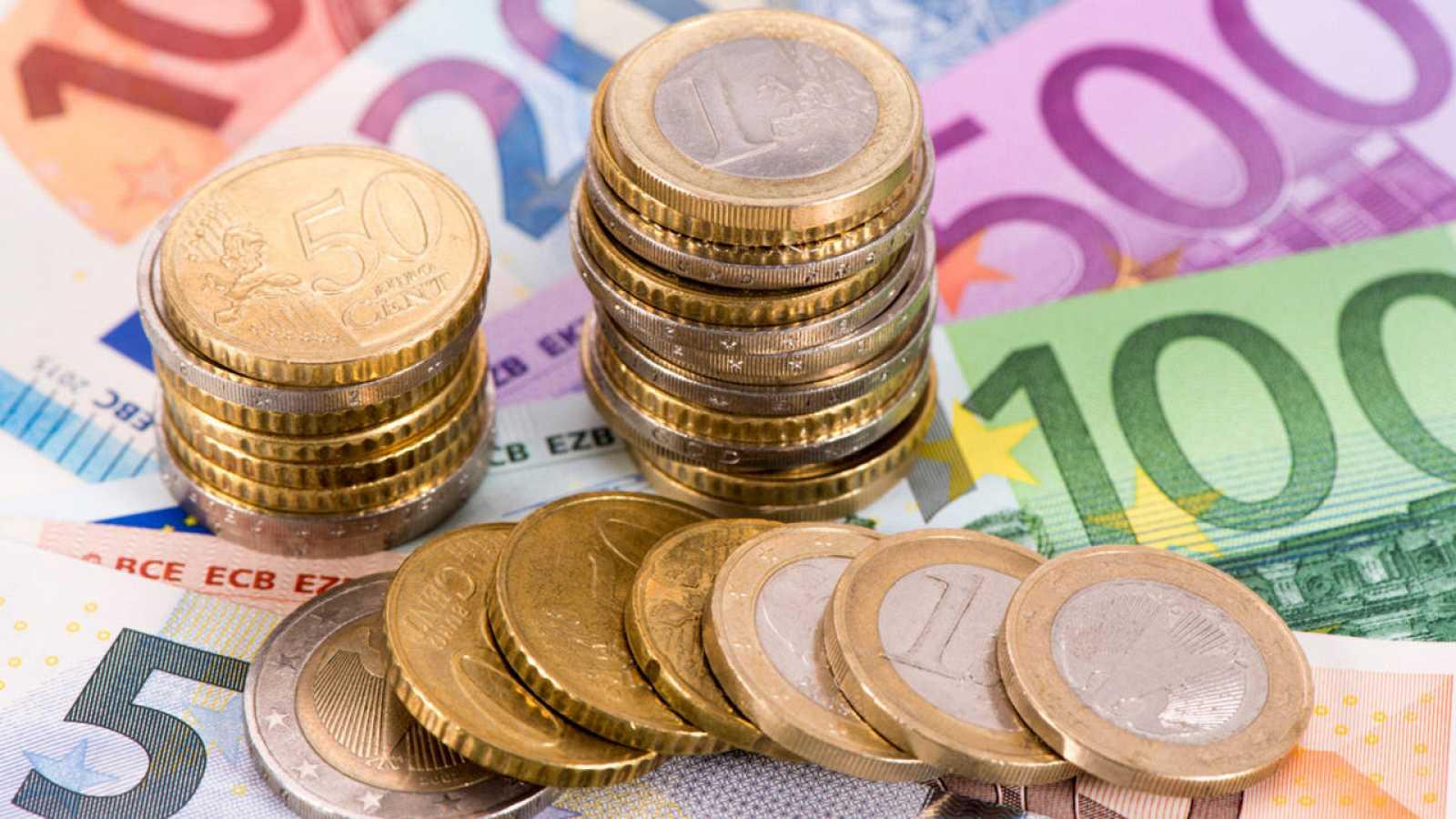 El Tesoro coloca 1.267 millones en deuda a tipos aún más bajos, aunque el objetivo era vender entre 1.000 y 2.000 millones
