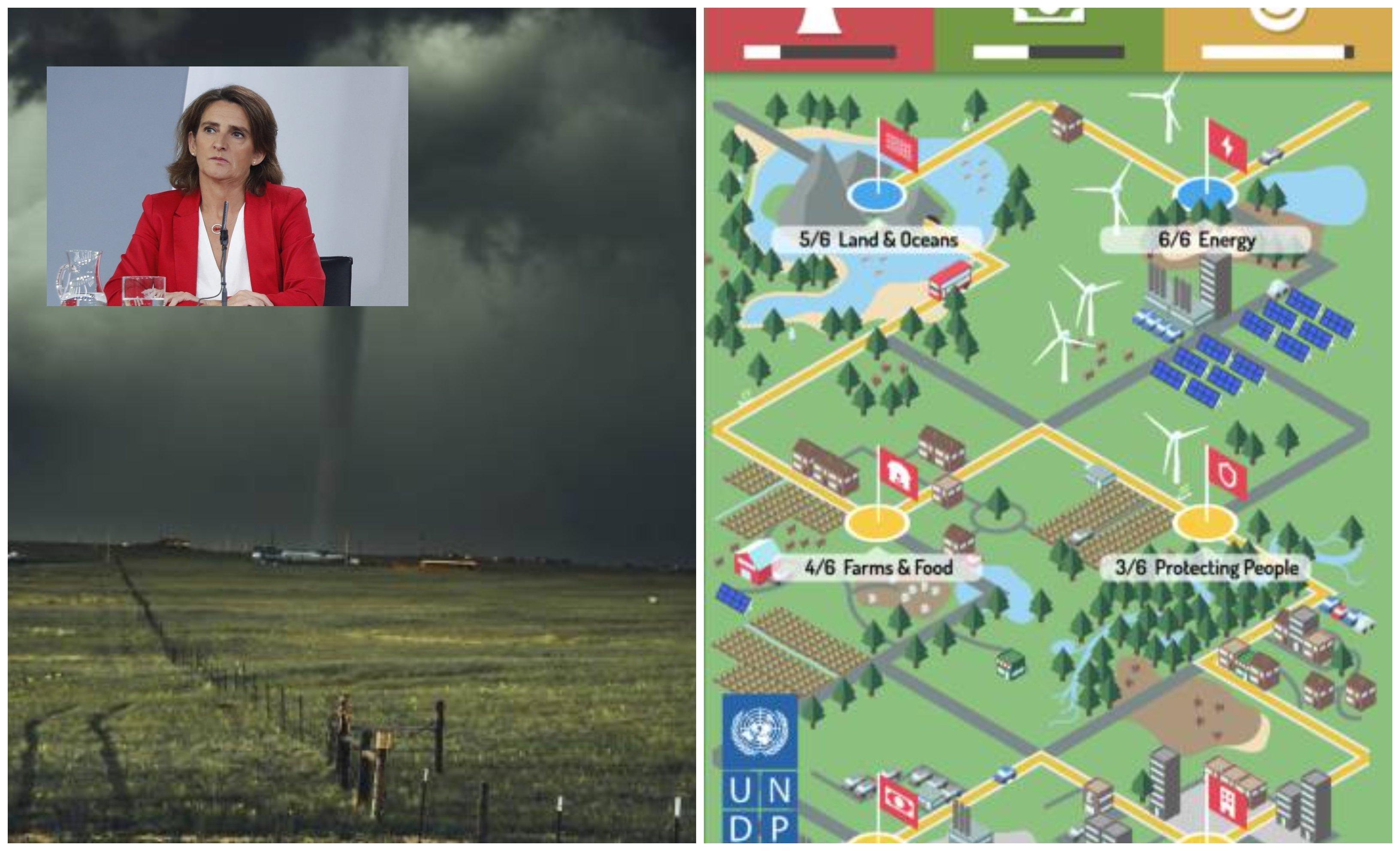 La vicepresidenta Ribera está de enhorabuena: lanzan 'Mission 1.5', el videojuego para salvar al planeta del cambio climático
