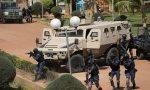 Soldados del ejército de Burkina Faso.Soldados del ejército de Burkina Faso.