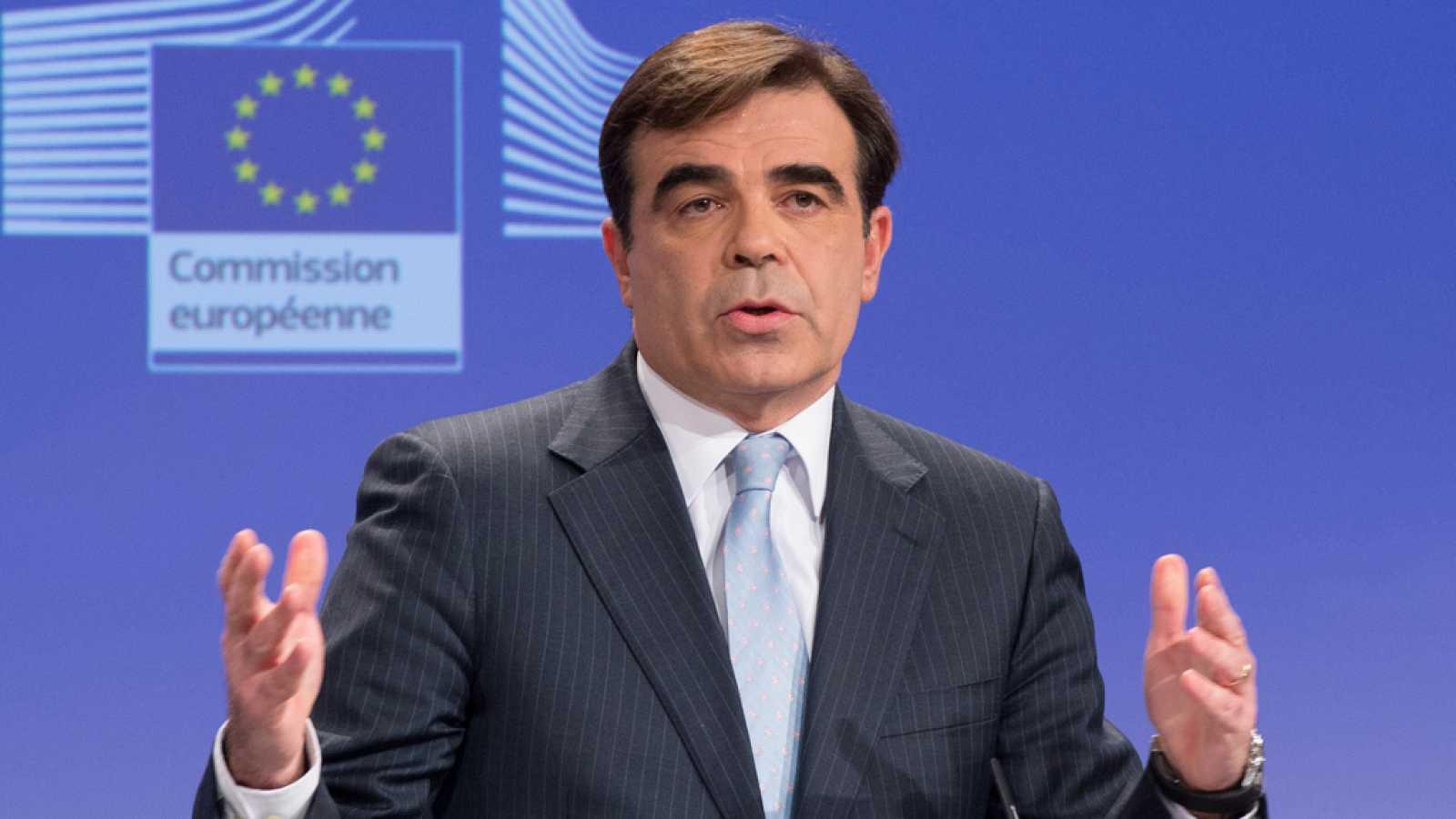 """Bruselas también apoya las devoluciones en caliente. Margaritis Schinas avala el fallo de Estrasburgo sobre las devoluciones en caliente: """"Reconoce que quien entra por la ventana debe salir"""""""