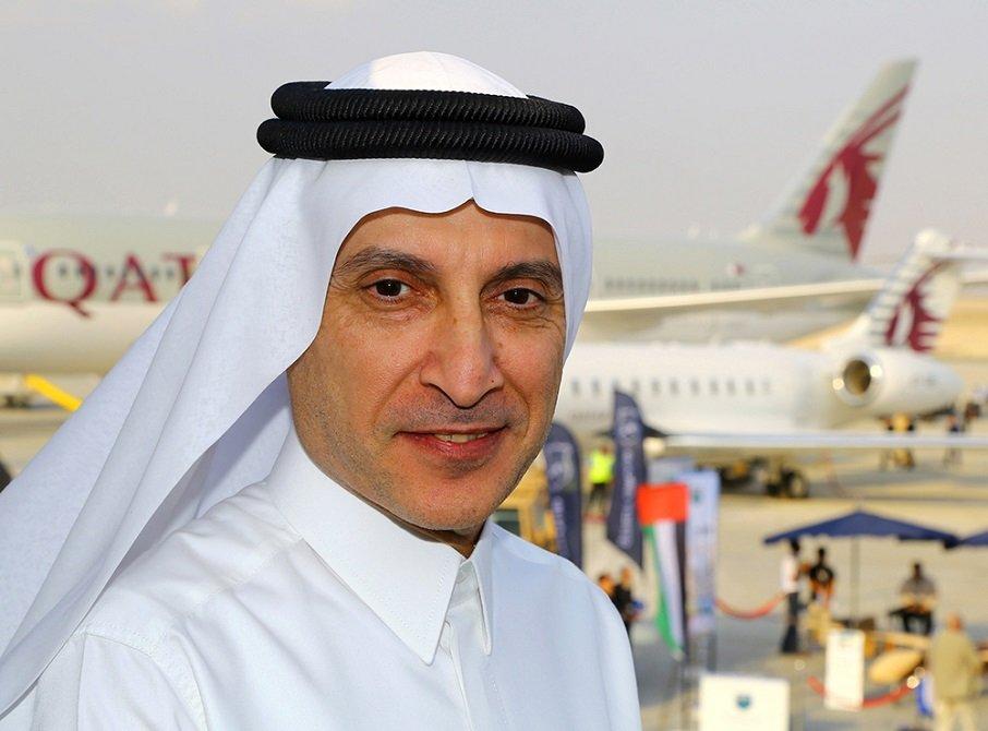 A Akbar Al Baker, CEO de Qatar Airways, le gusta -y mucho- IAG
