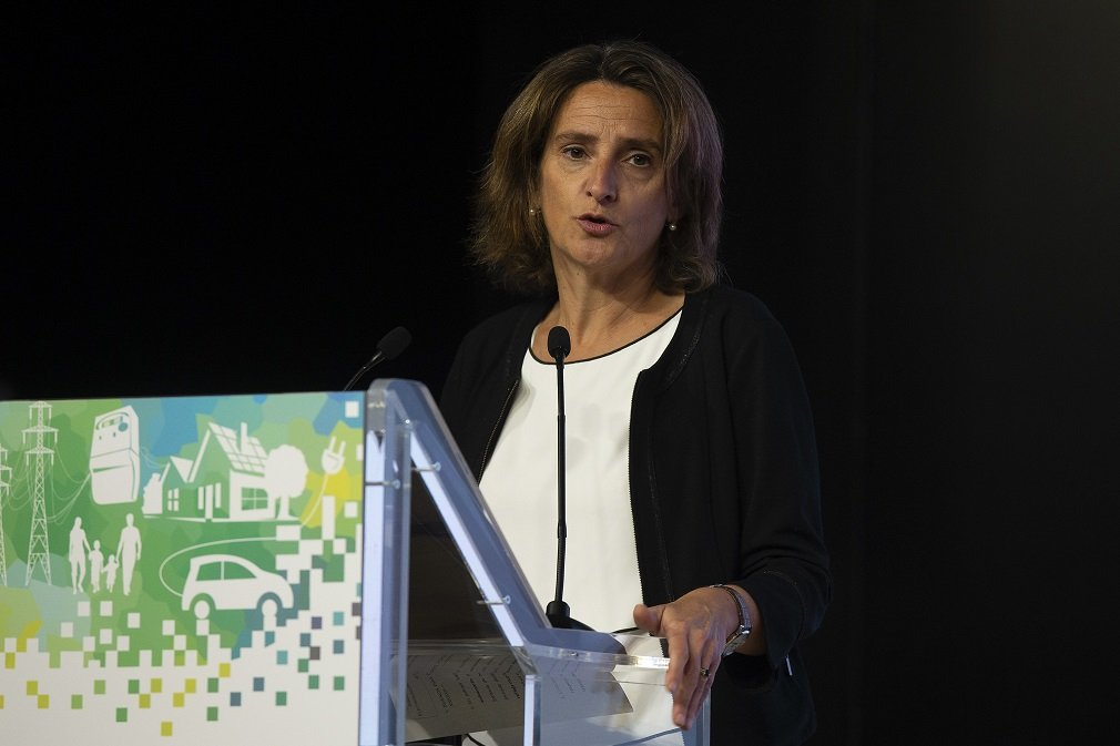 A la vicepresidenta de Transición Ecológica, Teresa Ribera, sólo le importan las renovables...