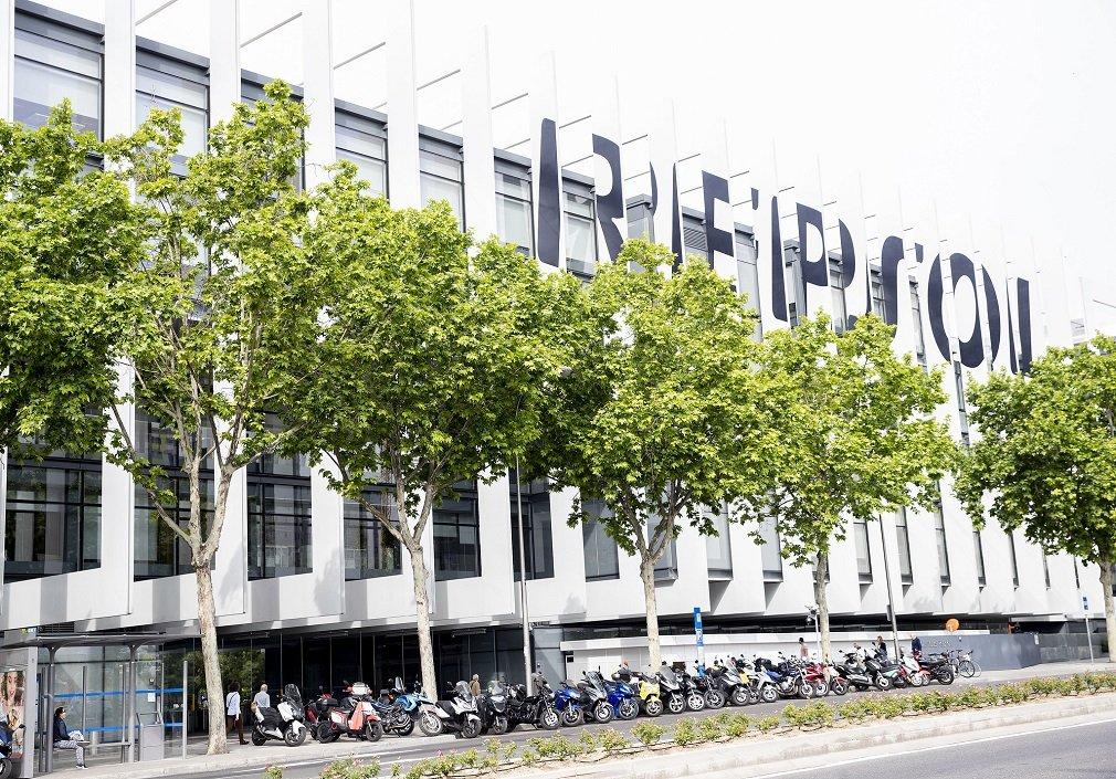 Sede social de Repsol en Madrid