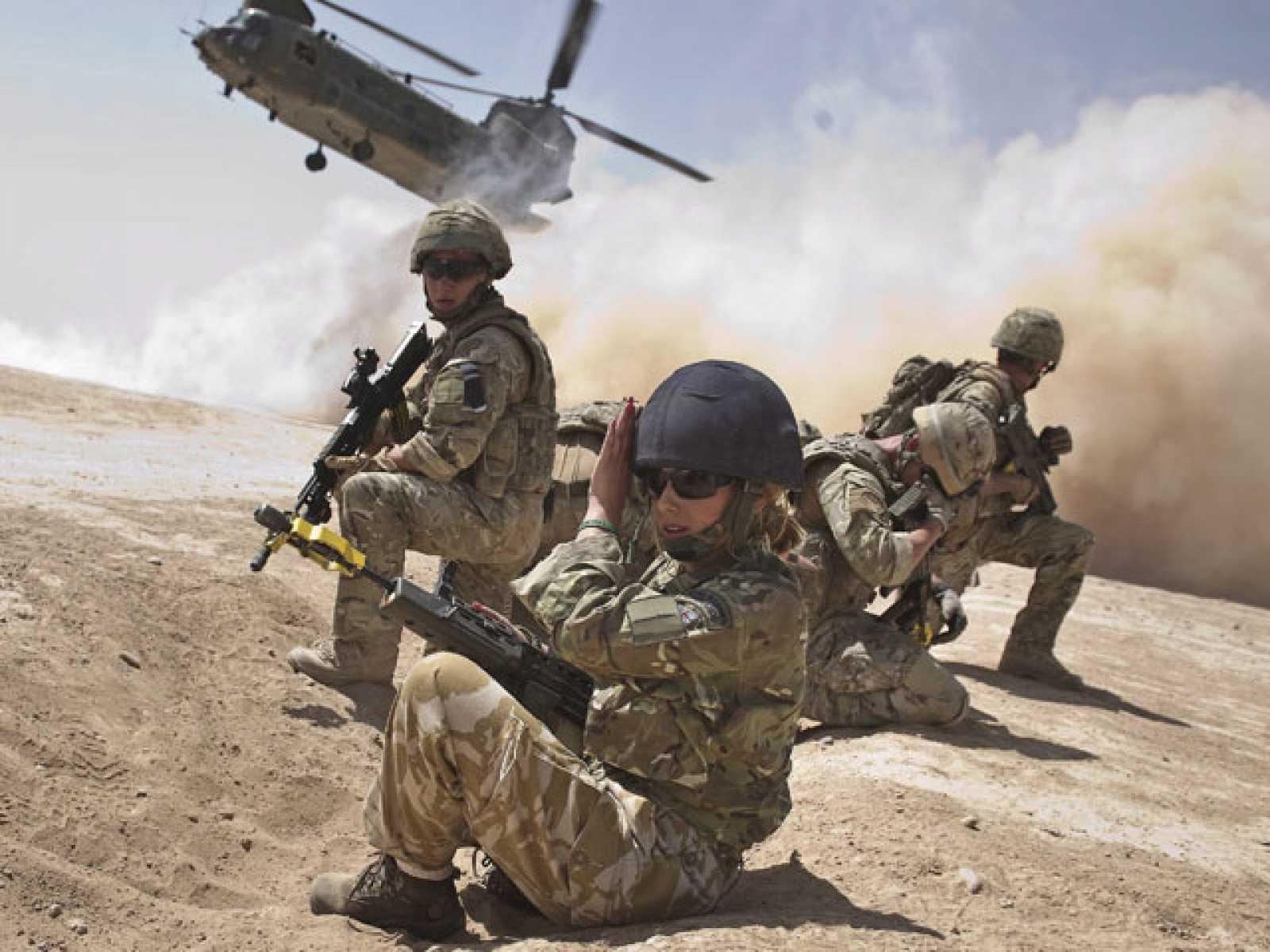 Guerra EEUU Afganistán