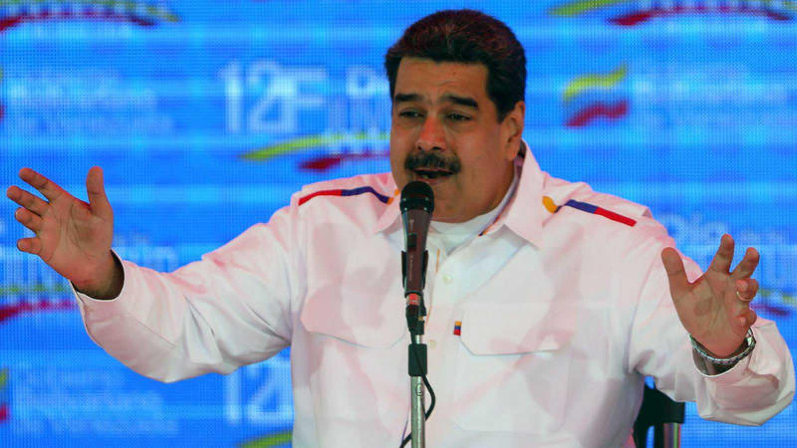 Venezuela: el dictador Maduro potencia la minería para lograr dinero ante la ruina del país: quiere conseguir oro