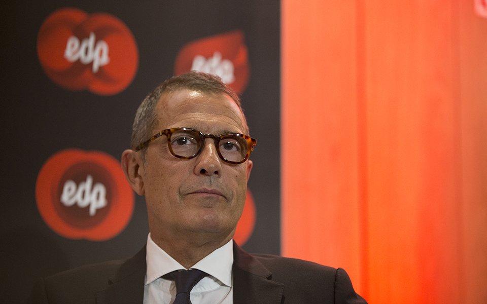 António Mexia, presidente de EDP