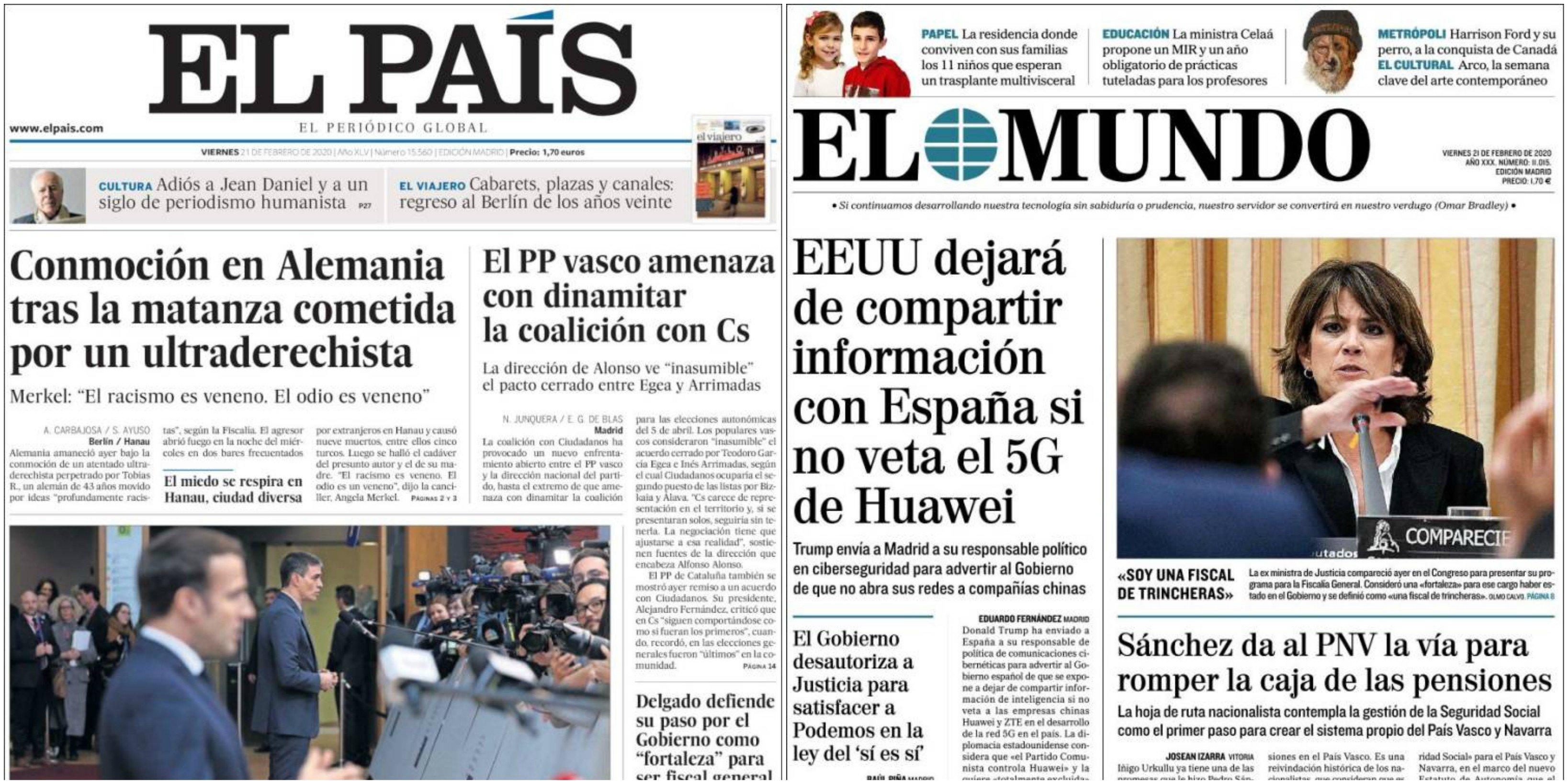 El País y el Mundo no consiguen afianzarse en Internet. ¿Y entonces