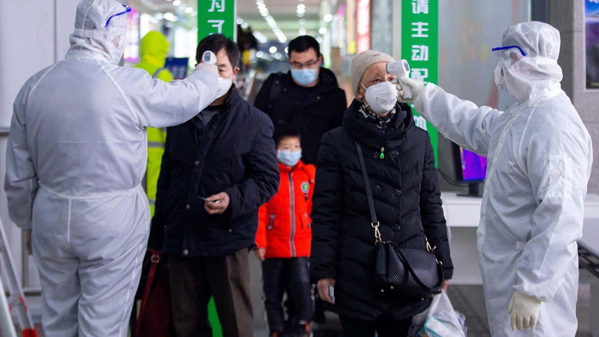 Hay una coincidencia 'global' que asegura que el impacto del coronavirus será mayor que el que tuvo en el 2003 el SARS