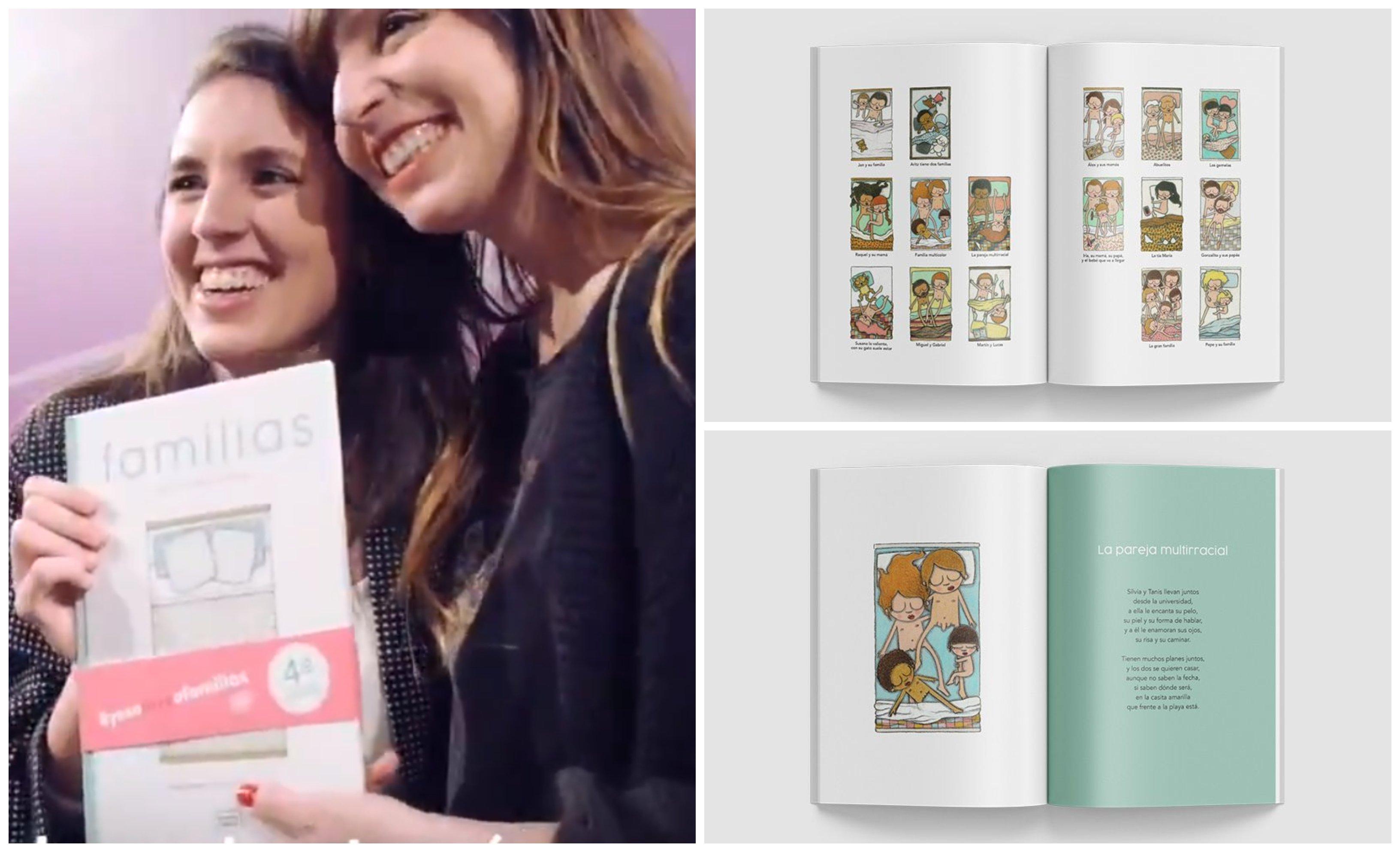 La ministra de Igualdad promociona un libro que enseña a niñas de 2 años cómo ser madres solteras. ¡Toma ya!