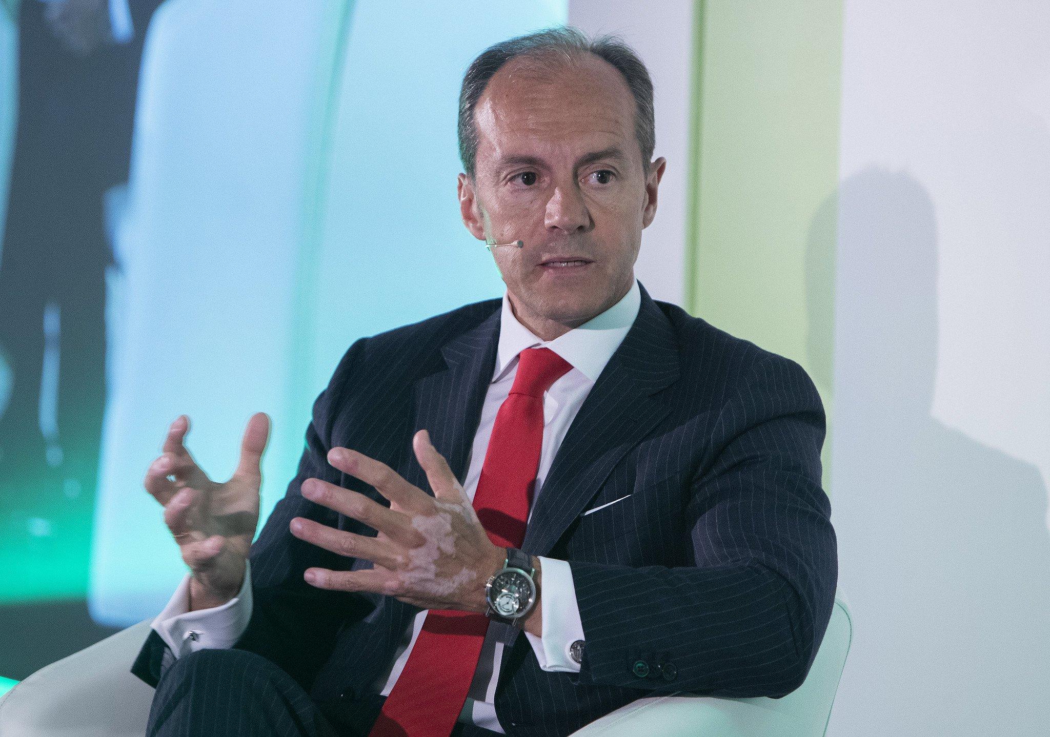 Rami Aboukhair es el consejero delegado de Santander España