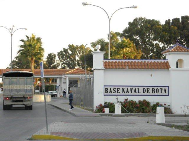 Base aeronaval de Rota (Cádiz)