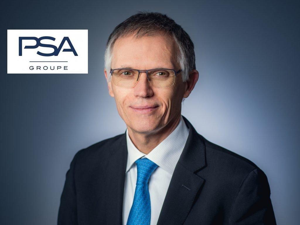 Carlos Tavares, presidente ejecutivo del grupo PSA