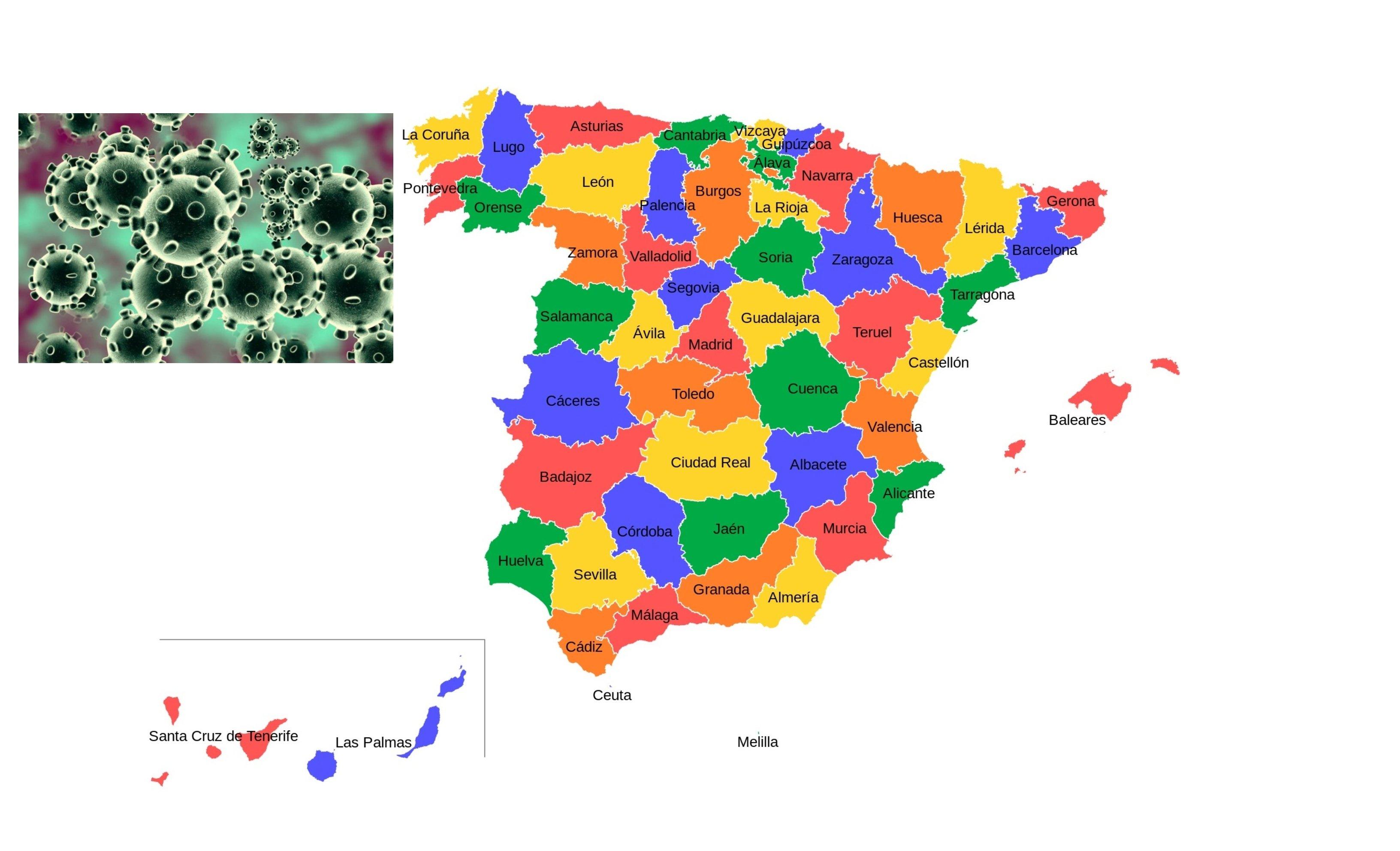 Coronavirus. La España histérica