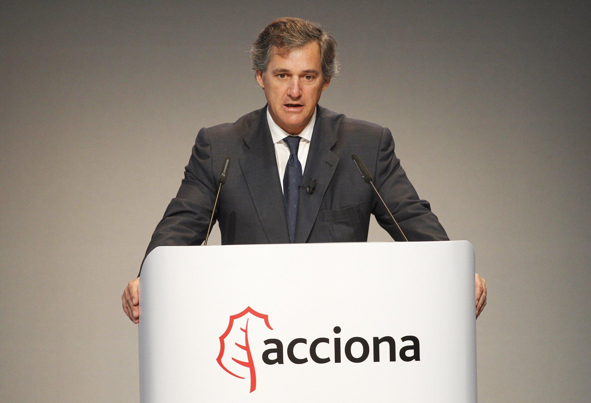 José Manuel Entrecanales ha protagonizado un revolución hacia la energía… que no está dando los frutos esperados