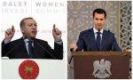 """Occidente apunta contra el presidente sirio... quien sí respeta la libertad religiosa de los cristianos. Mientras Erdogan lanza a los inmigrantes para que """"invadan"""" Europa"""