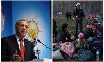 Erdogan utiliza a los refugiados como misiles contra Occidente. De asco