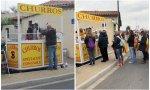 Perpignan: ¡Visca Catalunya lliure!... y ¡vivan los churros españoles!
