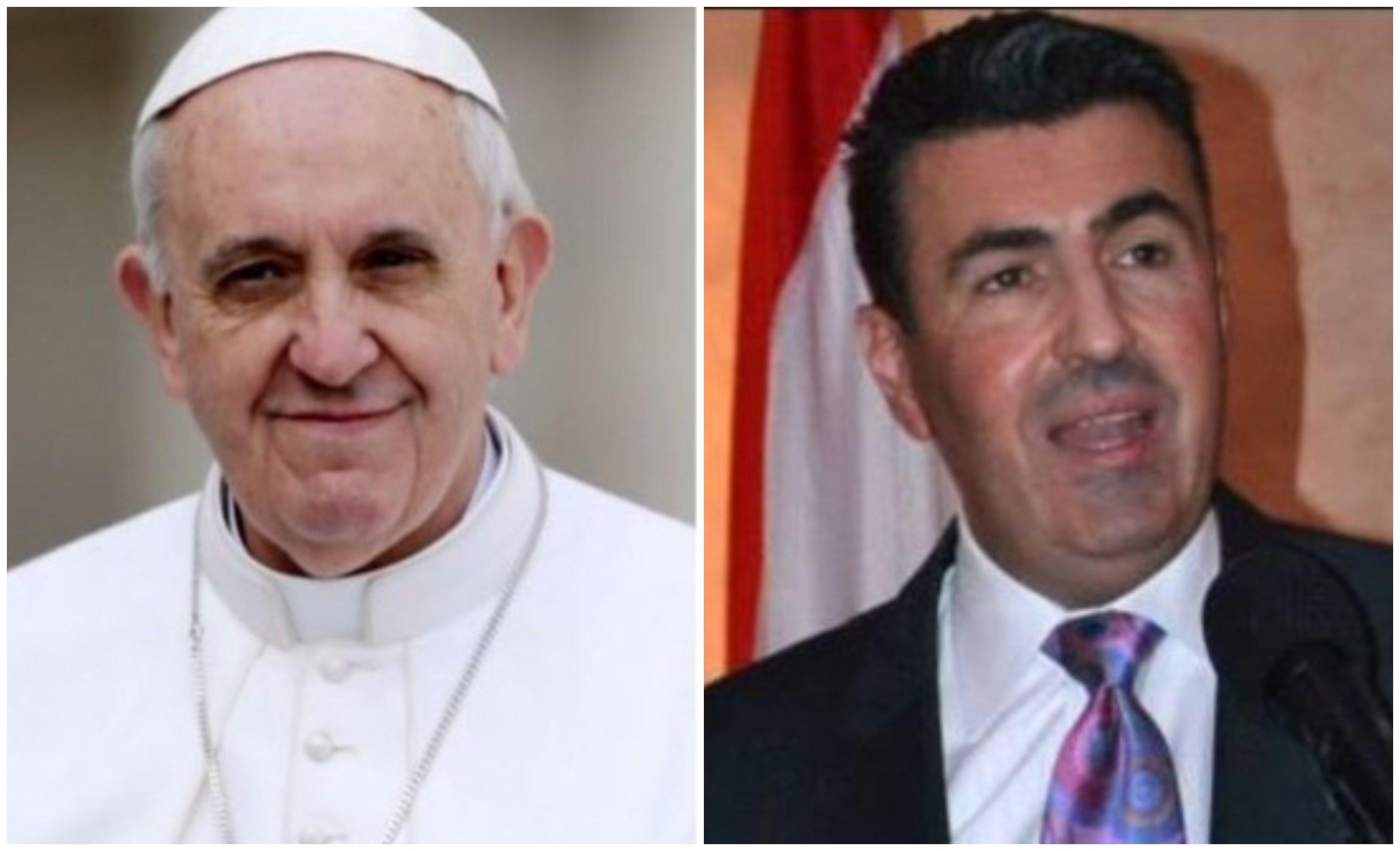 El Papa rechazó la designación del diplomático libanés Johnny Ibrahim como embajador en el Vaticano porque es masón