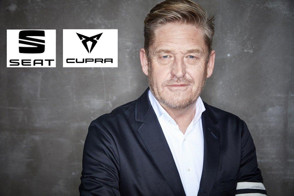 Wayne Griffiths, vicepresidente comercial de Seat y CEO de Cupra, se convierte en presidente de esta última