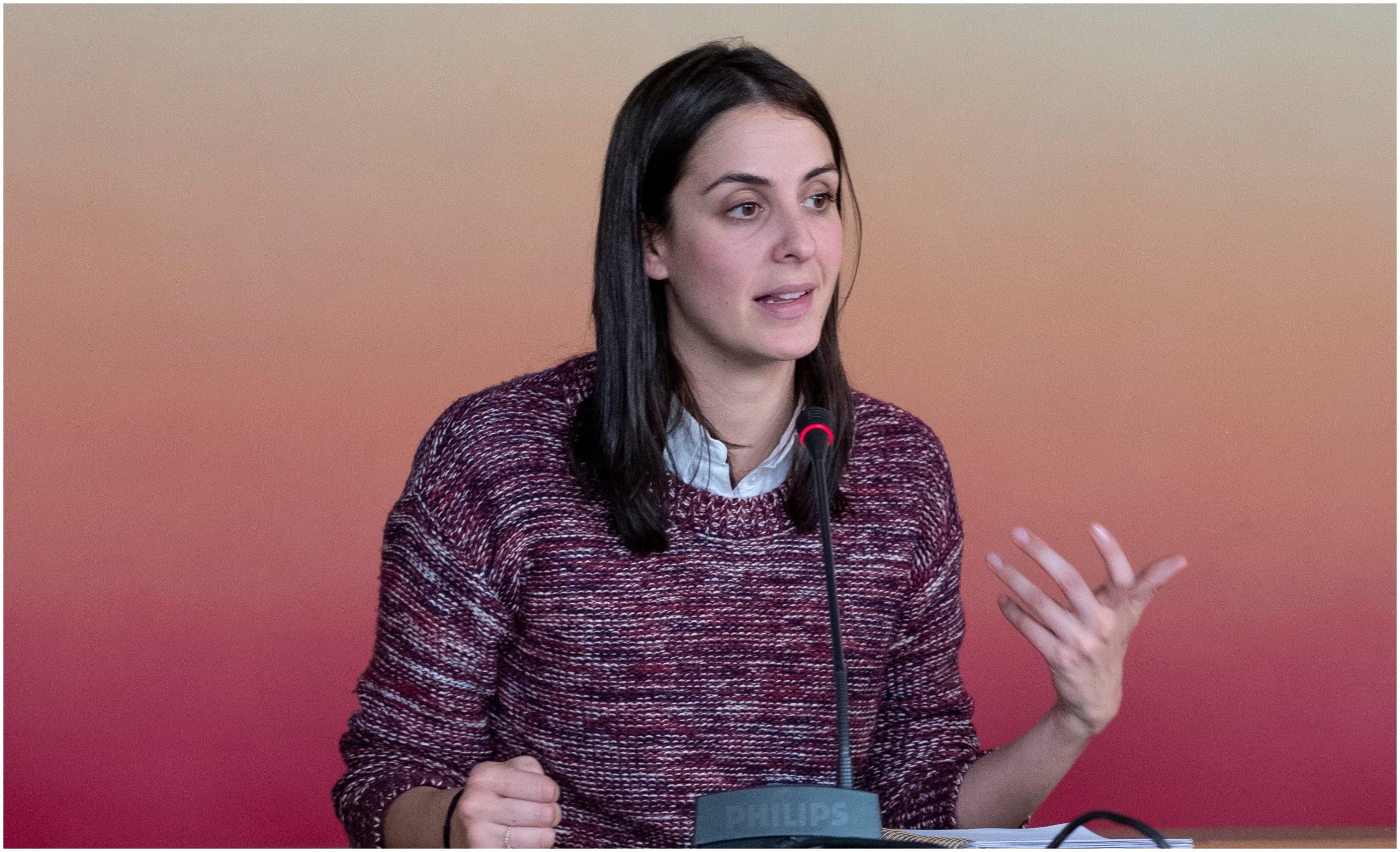 Rita Maestre apuesta por trocear las ciudades… porque es lo feminista