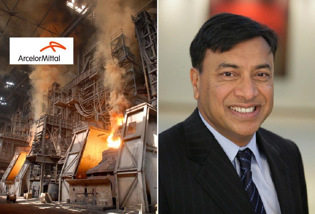 Lakshmi N. Mittal, presidente y CEO de ArcelorMittal