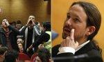 Pablo Iglesias, el escracheador escracheado