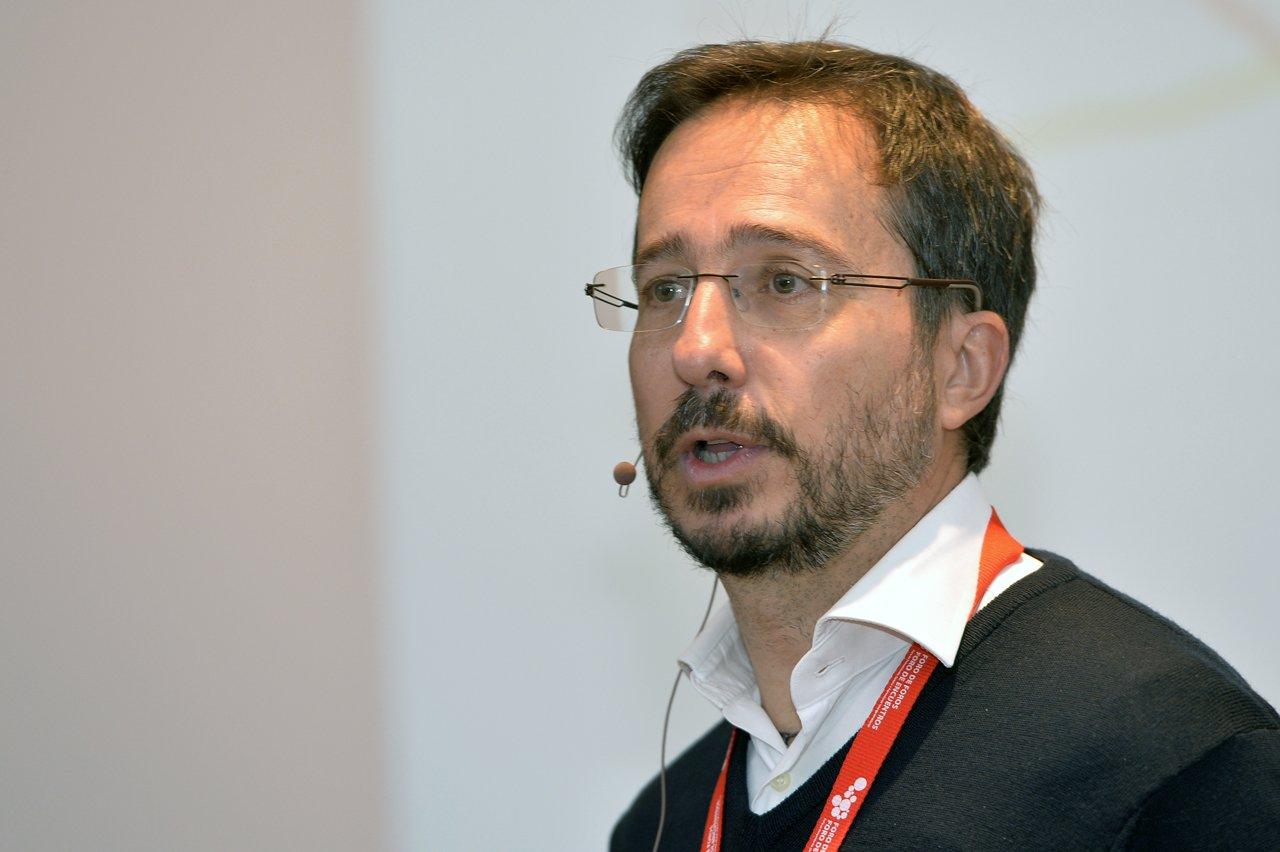 J.L. Conde Ruiz, subdirector de la Fundación de Estudios de Economía Aplicada (FEDEA)