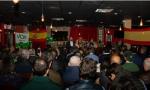 VOX: Abascal y Espinosa de los Monteros hablan en Nueva York pese a los intentos de boicot de la izquierda