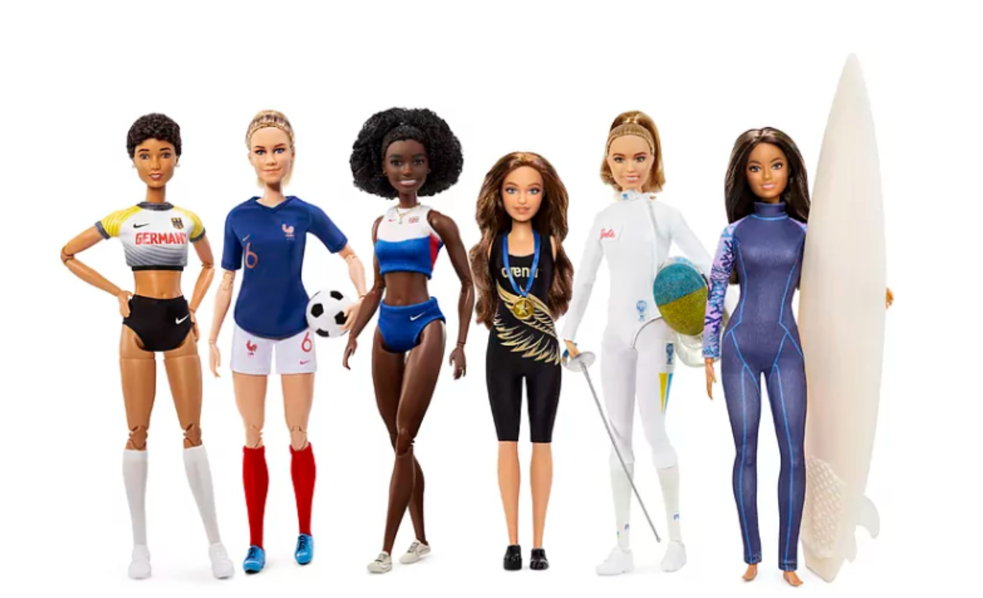Feminismo 'ridiculus': Llegan las Barbies empoderadas
