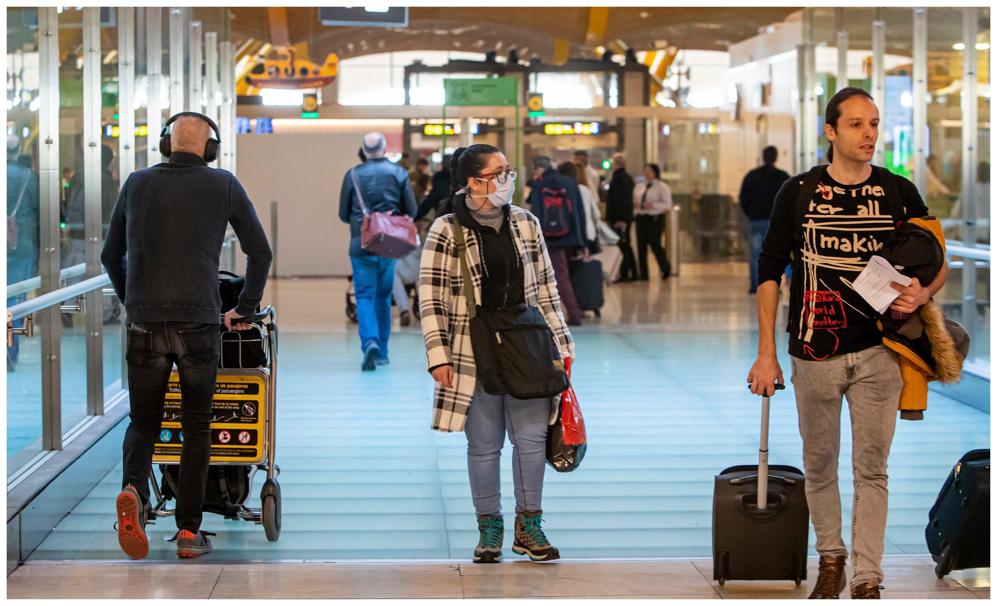 Coronavirus. No es buen momento para hacer turismo: los españoles, con restricciones para viajar a 62 países de los cinco continentes