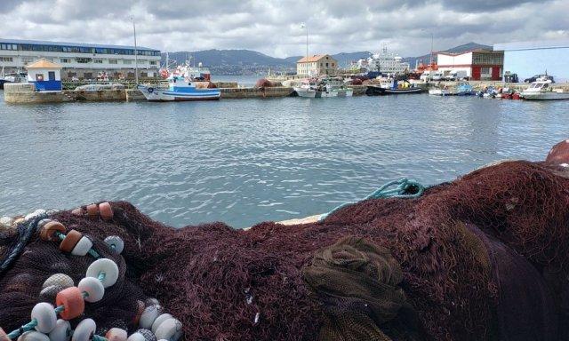 En la economía circular cobran protagonismo la reutilización y el reciclaje: también de las redes de pesca
