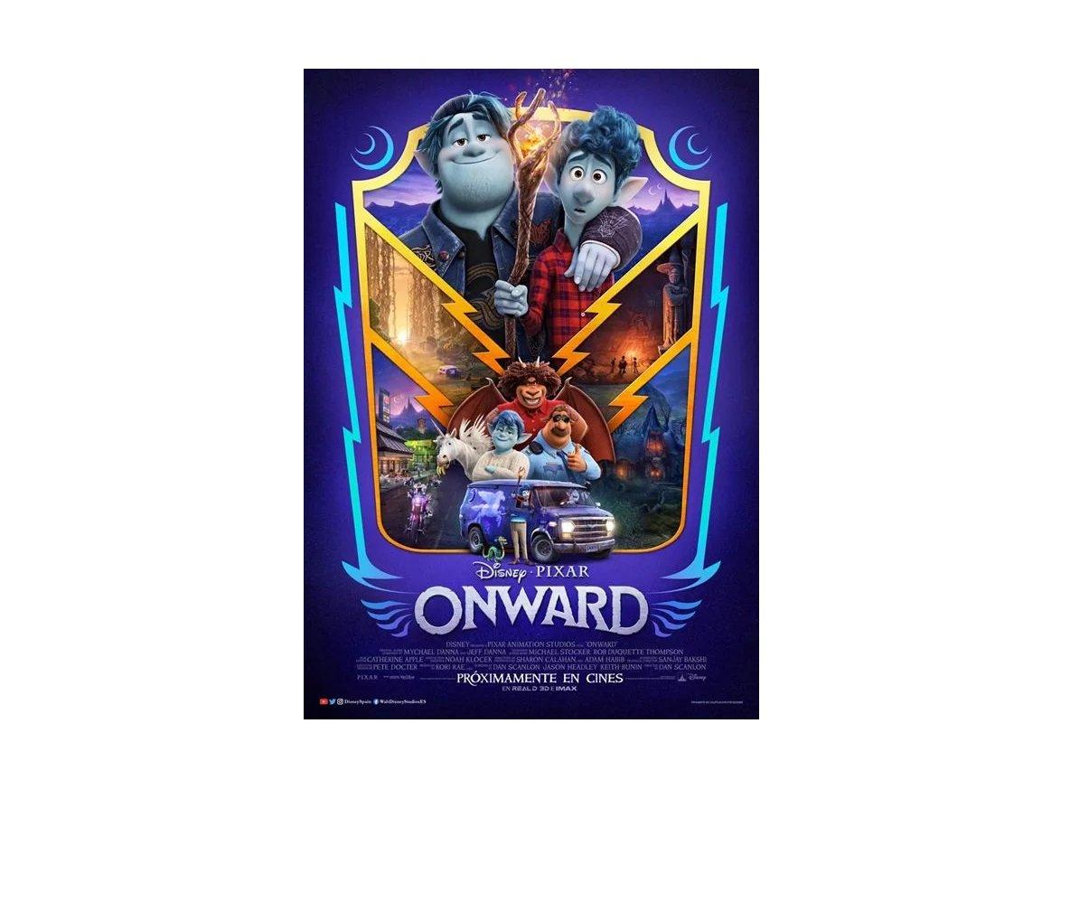 'Onward'