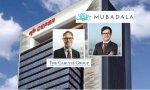 El presidente de Cepsa, Musabbeh Al Kaabi (Mubadala), y el CEO, Philippe Boisseau (Carlyle)