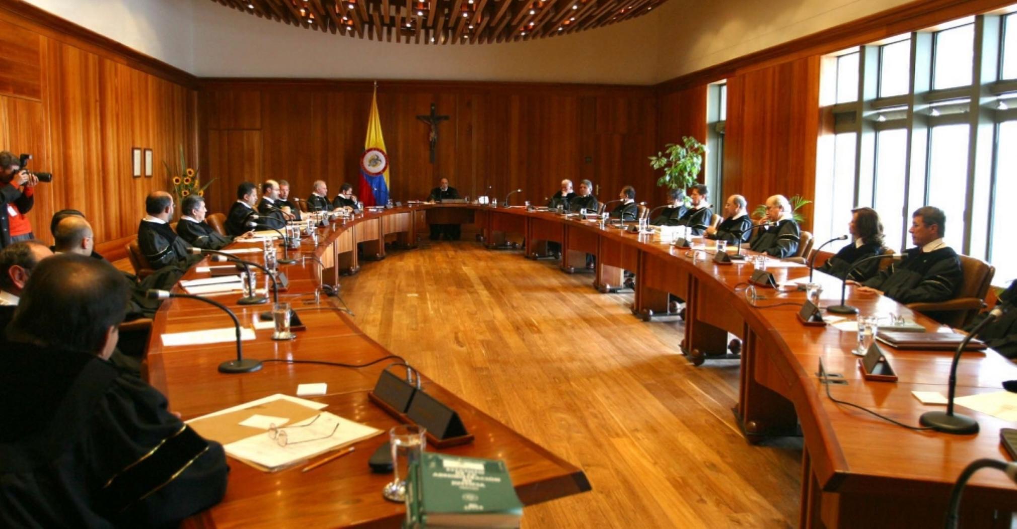 Corte Constitucional de Colombia