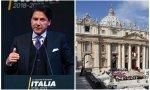El primer ministro italiano, Giuseppe Conte, ha prohibido las misas en todo el país