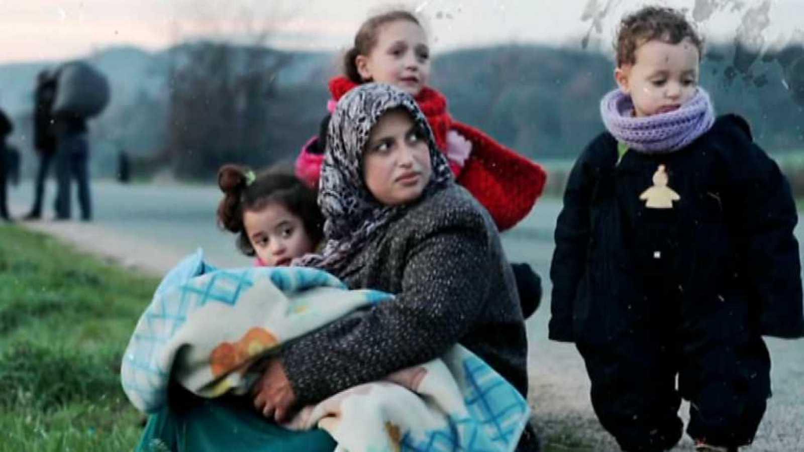 """Alemania dice que una coalición de países """"voluntarios"""" de la UE se plantea acoger a 1.500 niños migrantes bloqueados en la frontera griega"""