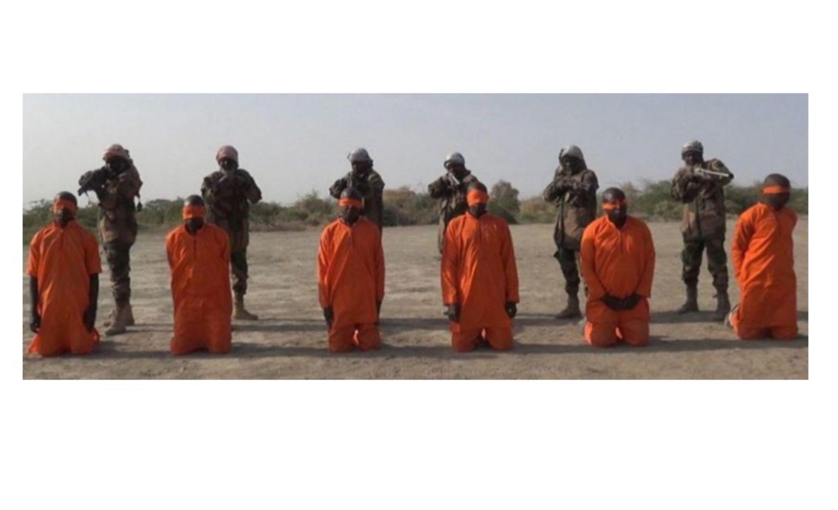 Nigeria  seis nuevos mártires cristianos asesinados por el Estado Islámico