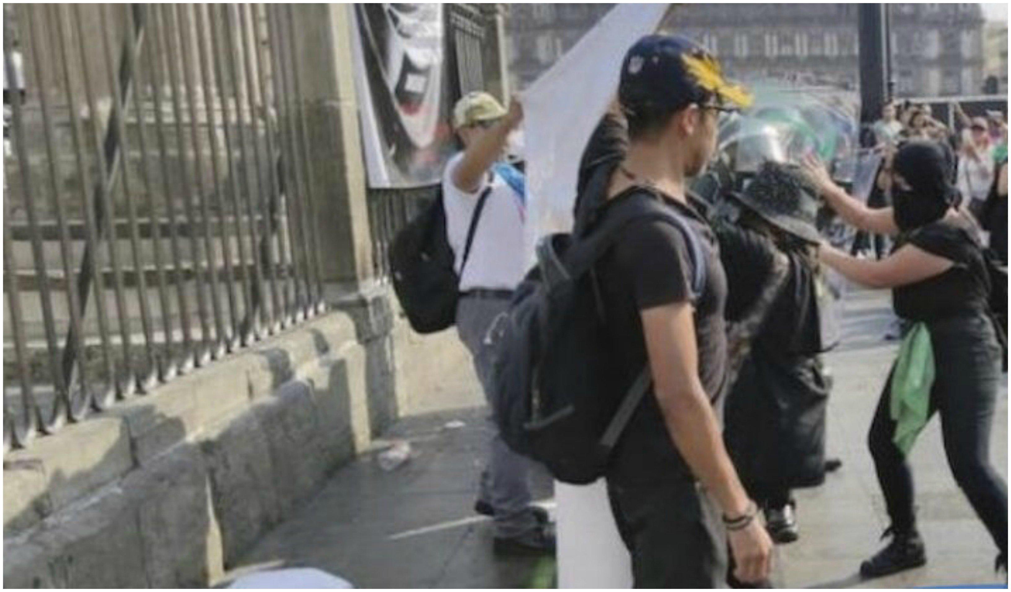 Ataques a la Catedral de México