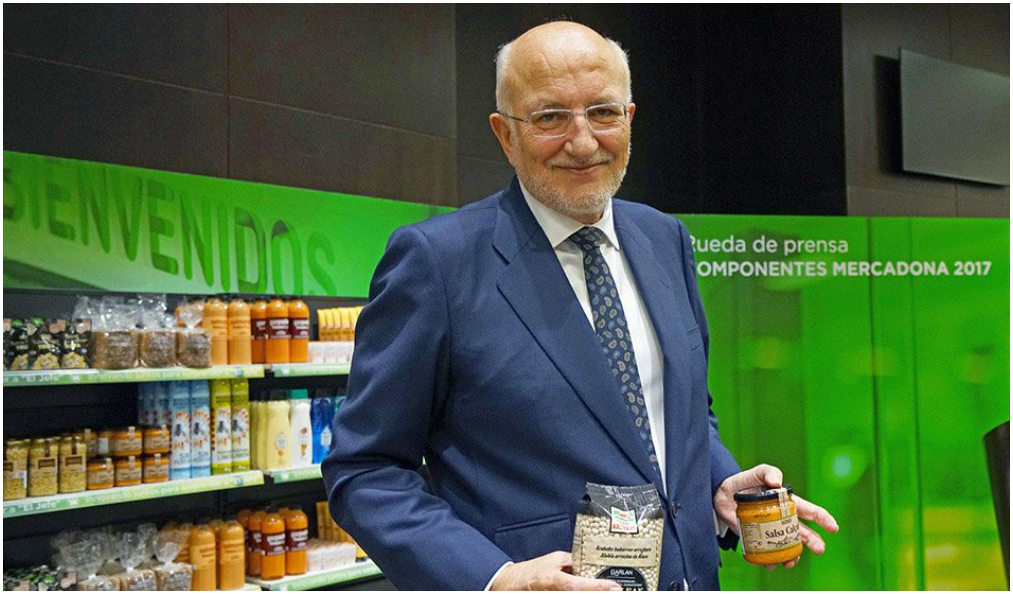 Mercadona. Juan Roig también cae en la trampa: de llenar el estómago -nobilísimo objetivo- a salvar el planeta