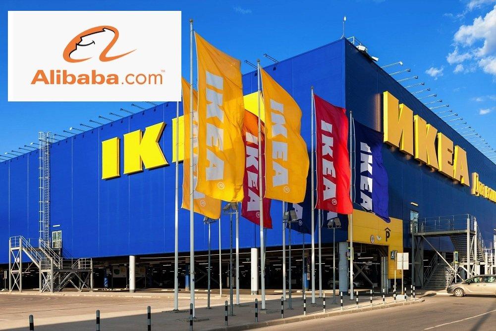 Ikea y Alibaba se alían en comercio electrónico