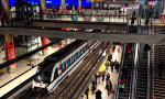 El número de usuarios del transporte público aumentó un 1,4% en enero respecto al mismo mes de 2019