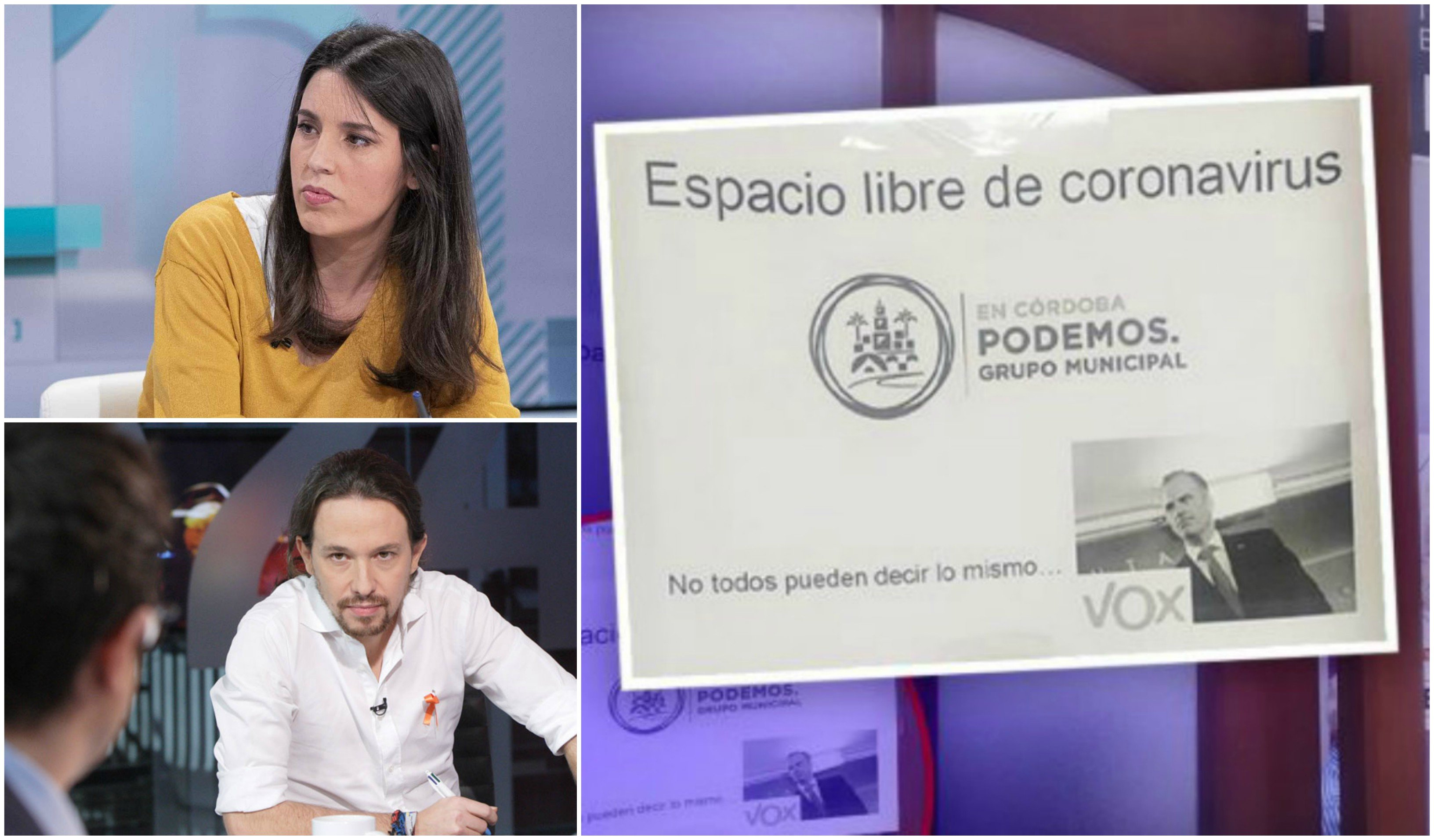 Podemos Córdoba coronavirus