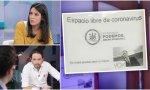 Irene Montero tiene coronavirus y Pablo Iglesias está en cuarentena