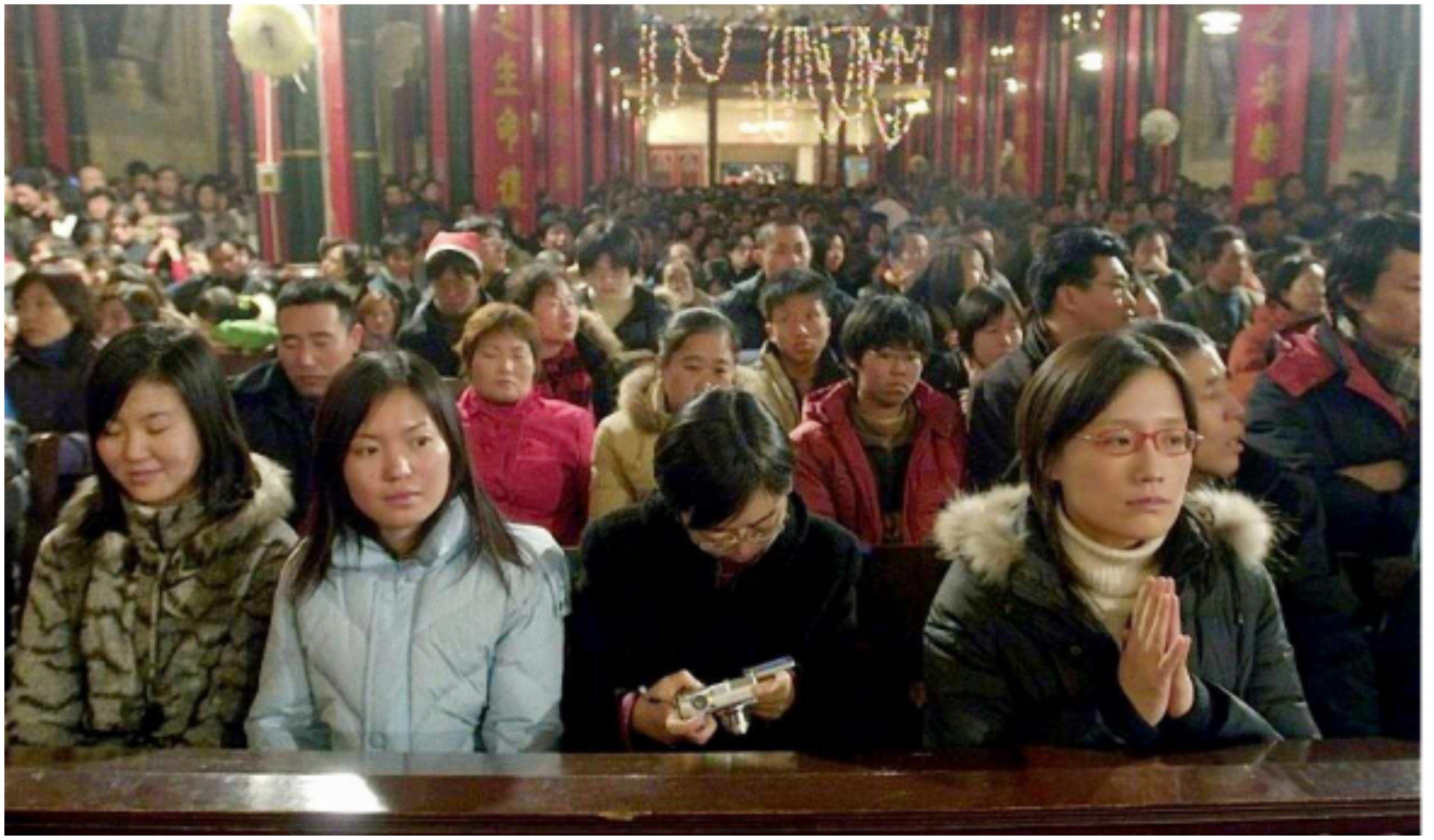 China la dictadura comunista aumentó su persecución contra los cristianos en 2019