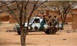 Soldados en Burkina Faso