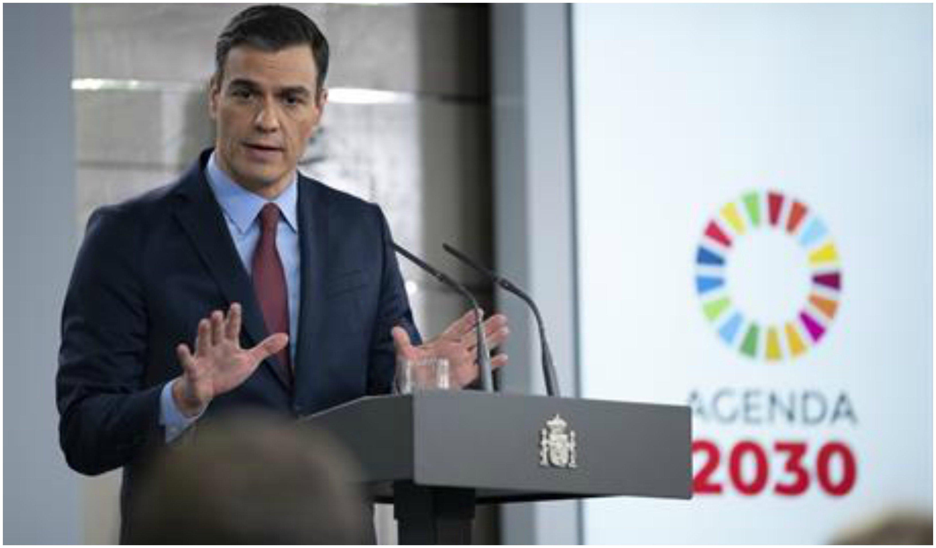 Sánchez pide lealtad para combatir el coronavirus