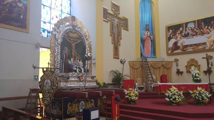 Parroquia Virgen de la Familia en Chorrillos (Perú)