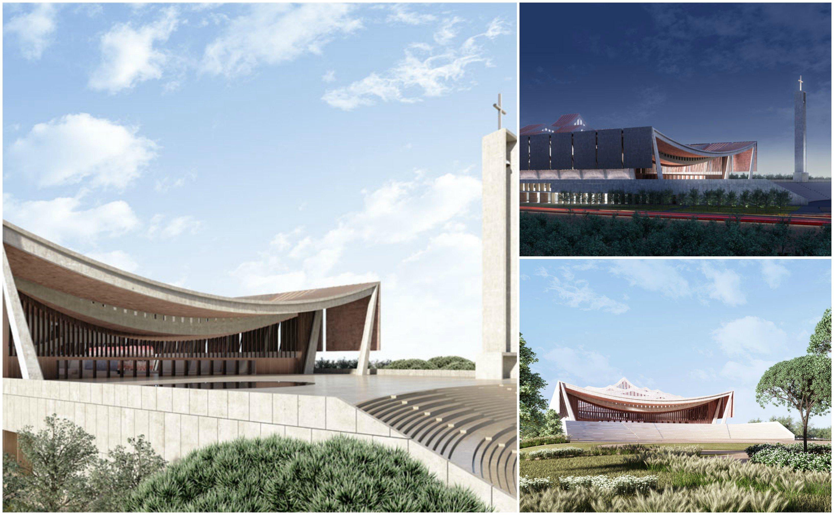 Catedral de Ghana
